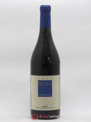 Barolo DOCG Cannubi Boschis Luciano Sandrone  1990 - Lot de 1 Bouteille