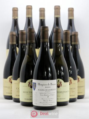Assortiment Grands Crus Ponsot (Domaine)  2012