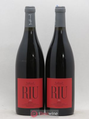 Priorat Trio infernal RIU Laurent Combier, Peter Fischer, Jean Michel Gerin  2015 - Lot de 2 Bouteilles