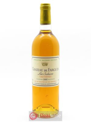Château de Fargues  1995 - Lot de 1 Bottle