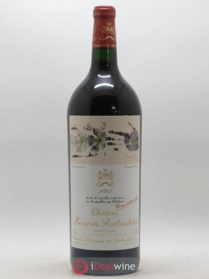 Château Mouton Rothschild 1er Grand Cru Classé  2005 - Lot de 1 Magnum