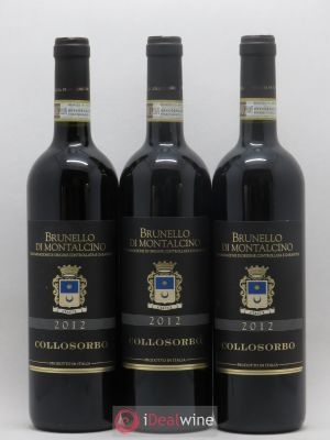 Brunello di Montalcino DOCG Collosorbo 2012