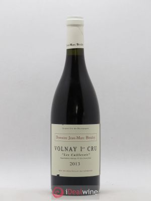 Volnay 1er Cru Les Caillerets Jean-Marc Bouley (no reserve) 2013