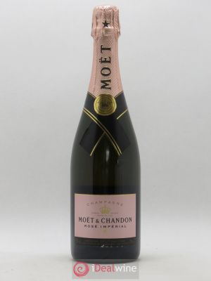 Champagne Moet et Chandon Rose Imperial (no reserve) ---- - Lot de 1 Bottle