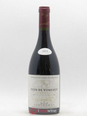 Clos de Vougeot Grand Cru Tortochot (Domaine)  (no reserve) 2013 - Lot de 1 Bottle