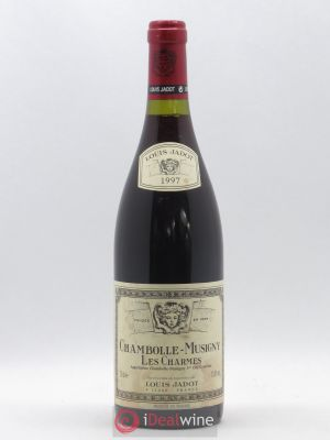 Chambolle-Musigny 1er Cru Les Charmes Louis Jadot  1997