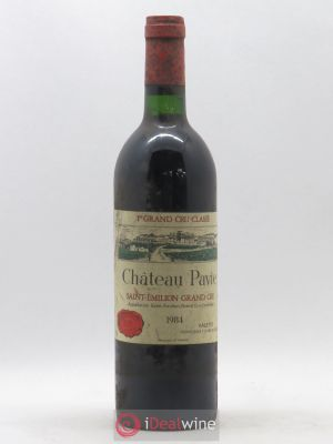 Château Pavie 1er Grand Cru Classé A  1984 - Lot de 1 Bottle