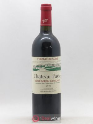 Château Pavie 1er Grand Cru Classé A  1998 - Lot de 1 Bottle