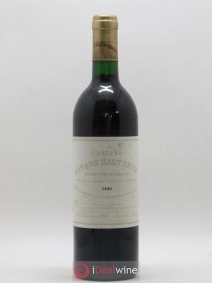 Clarence (Bahans) de Haut-Brion Second Vin  1990 - Lot de 1 Bouteille