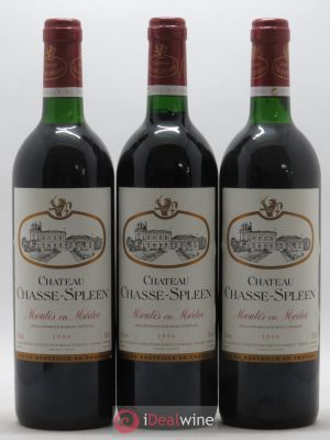 Château Chasse Spleen  1996