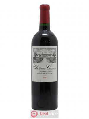 Château Canon 1er Grand Cru Classé B  2015 - Lot de 1 Bottle