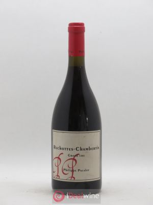 Ruchottes-Chambertin Grand Cru Philippe Pacalet  2006 - Lot de 1 Bouteille