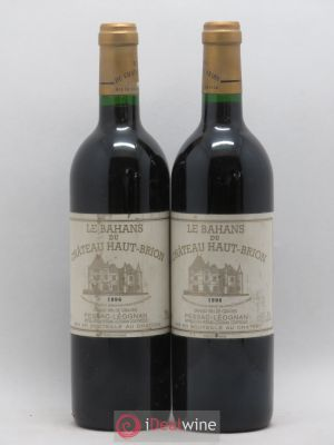 Clarence (Bahans) de Haut-Brion Second Vin  1996