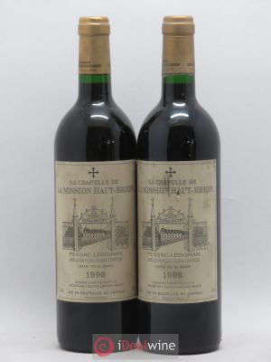 La Chapelle de La Mission Haut-Brion Second Vin  1996