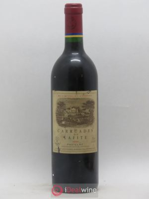 Carruades de Lafite Rothschild Second vin  1990