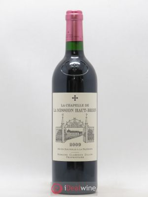 La Chapelle de La Mission Haut-Brion Second Vin  2009