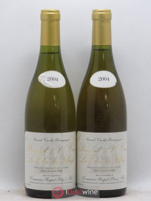 Pernand-Vergelesses 1er Cru Clos du Village Domaine Vincent Rapet 2004 - Lot de 2 Bottles