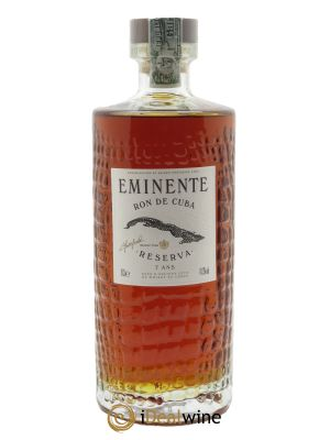 Rhum Eminente 7 years Of. Reserva Aged  ---- - Lot de 1 Bouteille