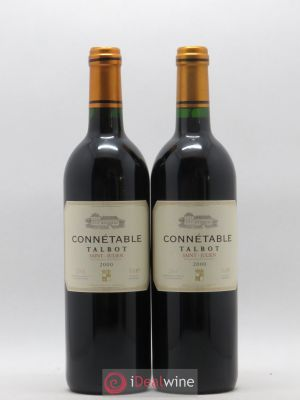 Connétable de Talbot Second vin  2000