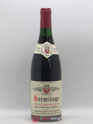 Hermitage Jean-Louis Chave  1990 - Lot de 1 Bottle