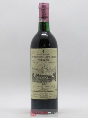 Château La Mission Haut-Brion Cru Classé de Graves  1982 - Lot de 1 Bottle