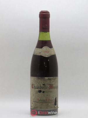 Chambolle-Musigny Georges Roumier (Domaine)  1984