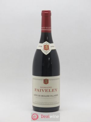 Côte de Beaune-Villages Domaine Faiveley 2008 - Lot de 1 Bottle