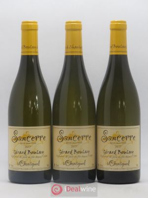 Sancerre Gérard Boulay (Domaine)  2017 - Lot de 3 Bottles