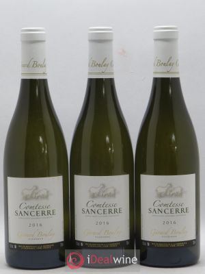 Sancerre Comtesse Gérard Boulay (Domaine)  2016 - Lot de 3 Bottles