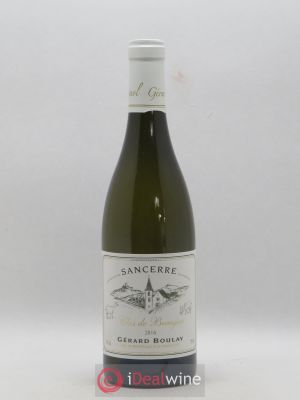 Sancerre Clos de Beaujeu Gérard Boulay (Domaine)  2016 - Lot de 1 Bottle