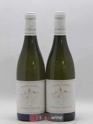 Sancerre Monts Damnés Gérard Boulay (Domaine)  2016 - Lot de 2 Bottles