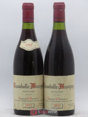 Chambolle-Musigny Georges Roumier (Domaine)  1992