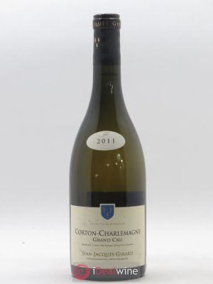Corton-Charlemagne Grand Cru Domaine Jean-Jacques Girard 2011 - Lot de 1 Bouteille