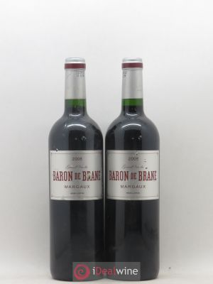 Baron de Brane Second Vin  2008