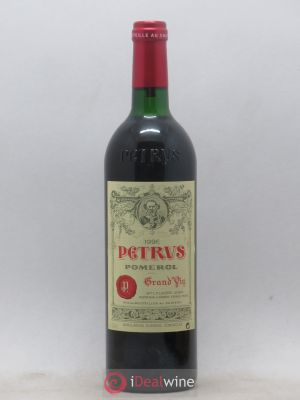 Petrus  1996 - Lot de 1 Bottle