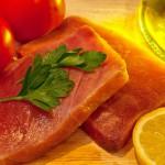 Tarte feuilletée au thon et à la fondue de tomate
