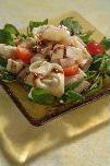 Salade de tortelloni à la grecque