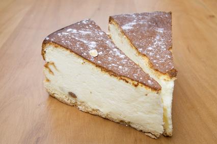 Gâteau alsacien au fromage blanc