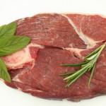 Gigot d'agneau sauce à la menthe