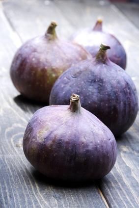 Tiramisu aux figues rôties et pain d'épices