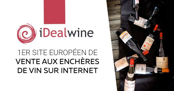 Search for Wine Price - iDealwine